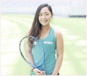 穂積絵莉 テニス 最高ランキング