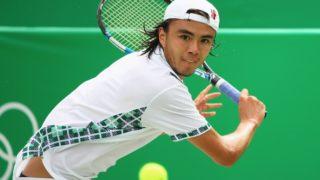 初代マスクド テニスプレーヤー ダニエル太郎