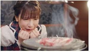 肉匠坂井 CM 女優 誰